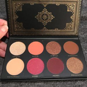 Ace Beaute Grandiose Eyeshadow Palette 8 shades